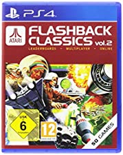 Atari Flashback Classics Collection Vol.2 (PS4) - [Edizione: Regno Unito]