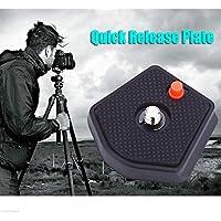 FidgetGear WEIHE 785PL Universal Tripod Monopod 1/4 inch Quick Release Plate