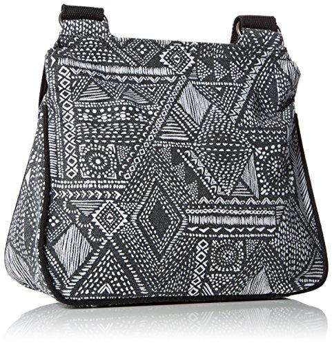 Animal Coastal messenger bag Asphalt grey