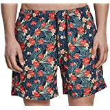 Urban Classics PatternSwim Shorts, Pantalones Cortos para Hombre