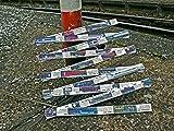 Der Eisenbahn-Zollstock: Vom Dampfross zum ICE
