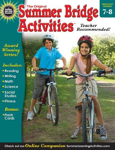 Summer Bridge Activities(r), Grades 7 - 8