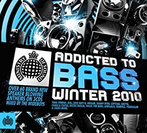 Addicted To Bass Winter 2010 (3 CD)