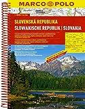 Slovakia Marco Polo Atlas (Marco Polo Atlases (Multilingual))