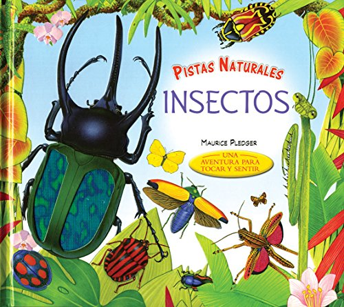Pistas naturales insectos / Nature Trails, Beetles and
