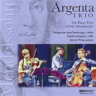 Piano Trios of Felix Mendelssohn