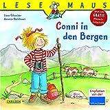 LESEMAUS, Band 132: Conni in den Bergen