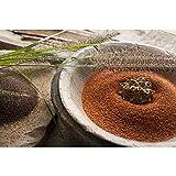 Annastore Sand feinkörnig zur Dekoration - Beutel mit 1 kg Dekosand Farbsand Farbe Creme - 3