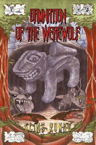 Damnation of the Werewolf Cover Image