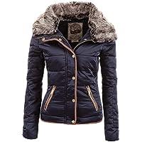 women For jackets (BLAVCK, 2XL 36)