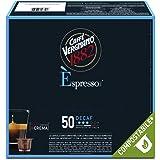 Èspresso - Capsules Café Compatibles Nespresso et Compostables, Décaféiné - 1 boîte de 50 capsules
