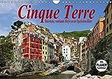 Cinque Terre - Malerische, verträumte Dörfer an der ligurischen Küste (Wandkalender 2018 DIN A4 quer): Cinque Terre, das ist Ligurien von seiner ... ... Orte) [Kalender] [Apr 01, 2017] LianeM, k.A - CALVENDO