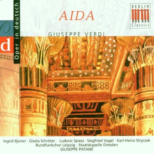 Verdi: Aida (Querschnitt) [deutsch] 8 Spieße