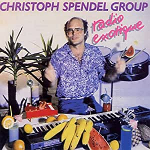 Christoph Spendel Group Journey To The Garden
