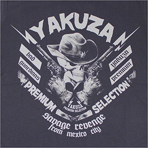 Yakuza Premium 2200 T-Shirt Grau