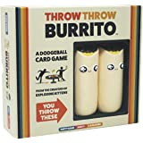 Throw Throw Burrito by Exploding Kittens - A Dodgeball Card Game - Family-Friendly Party Games - Card Games for Adults, Teens