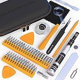 Juego de destornilladores de precisión–Kit de herramientas de 35 piezas y...