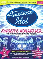 American Idol Singer's Advantage - Female Version (DVD Entertainment Package) by Seth Riggs (2007-04-03)