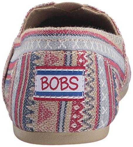 Bobs by Skechers Urban Trails Tessile Mocassini Aztec Tan