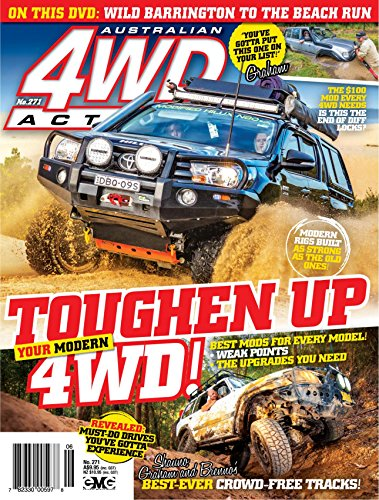 4WD Action: Your Modern 4WD (English Edition) por Johnson Duff