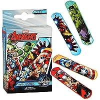 alles-meine.de GmbH Pflasterset - Avengers Assemble - Wasserfeste Pflaster - bunt Kinderpflaster - Initiative... preisvergleich bei billige-tabletten.eu