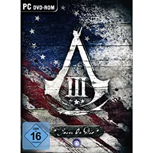 Assassins Creed 3 Join Or Die Edition 100 Uncut Pc Amazonde