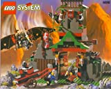LEGO System Ninja 6088 Das Versteck der Ninja