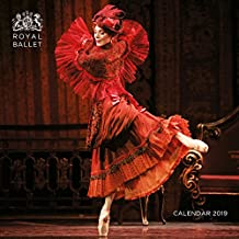 Royal Ballet - Königliches Ballett 2019: Original Flame Tree Publishing-Kalender [Kalender] (Wall Calendar)