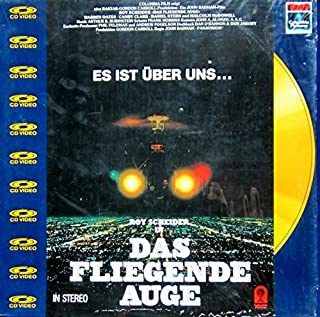 LASERDISC Das fliegende Auge PAL deutsch