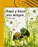 Sapo y sepo son amigos (I Can Read! - Level 2)