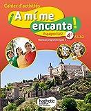 A mi me encanta espagnol cycle 4 / 4e LV2 - Cahier, cahier d'exercices