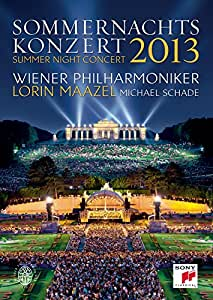 Sommernachtskonzert 2013 / Summer Night Concert 2013 [DVD]