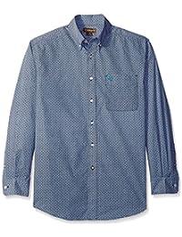 Ariat Men's Long Sleeve Performance Poplin Shirt
