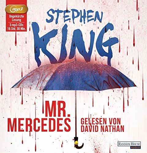 MR MERCEDES - NATHAN,DAVID by Stephen King (2014-09-08)