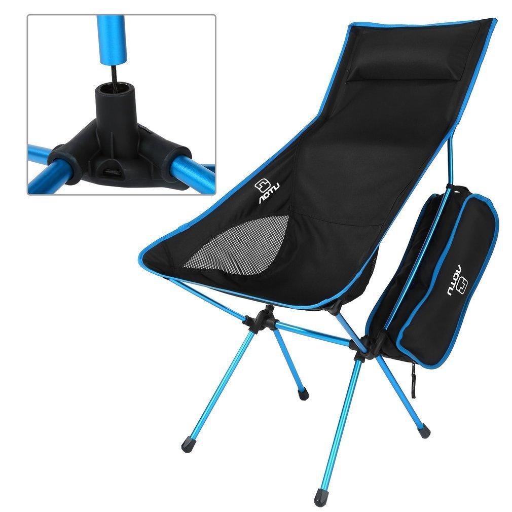 Fácil Para Transporte Campingplayapesca Outad Silla De Jardín Plegable dxoerCB