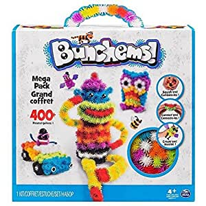 Bunchems 6026102 Alive Mega Pack (Cluster Balls Together)