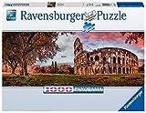 Ravensburger 15077 Puzzle Panorama Colosseo al Tramonto, 1000 Pezzi