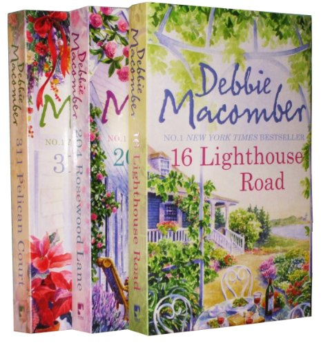 Debbie Macomber Cedar Cove 3 Book Pack (16 Lighthouse Road, 204 Rosewood Lane, 311 Pelican Court) Lighthouse Court