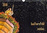 bad hersfeld zeitlos (Wandkalender 2019 DIN A4 quer): Der Fotokünstler Steffen Sennewald wirft einem anderen Blick auf die zeitlose Kur- und ... (Monatskalender, 14 Seiten ) (CALVENDO Orte)