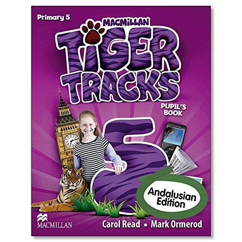 TIGER 5 Pb Andalusian - 9780230492615