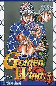 Golden Wind - Jojo's Bizarre Adventure Saison 5 Edition simple Tome 4