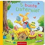 5 bunte Ostereier (5er Mini)