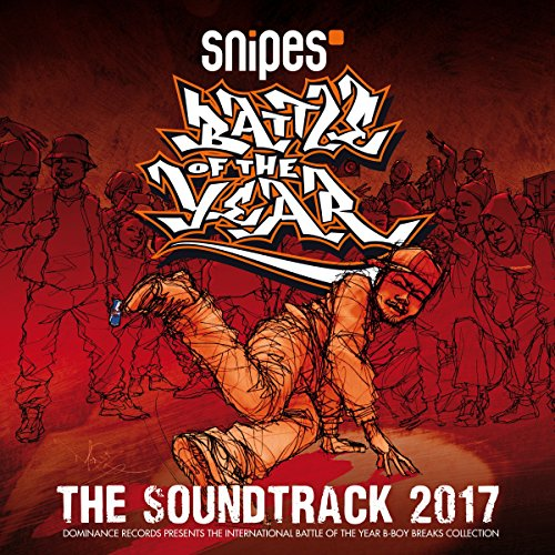 Battle of the Year 2017 - The Soundtrack [Explicit]