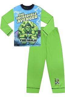 Pigiama Corto da Ragazzo The Incredible Hulk Crash Krunch