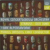 Strauss: Don Juan; Eine Alpensinfonie [Hybrid
