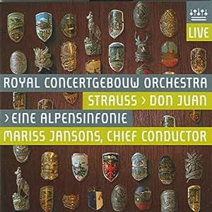 Don Juan/Eine Alpensinfonie