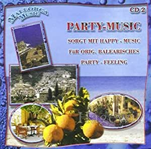Mallorca Music - Party-Music (CD 2 Feat. Orig. Südtiroler Spitzbuam, Patty Ryan, Partygeier a.m.m.)