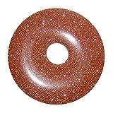 Goldfluss Donut Anhänger Ø 40 mm .(4921)