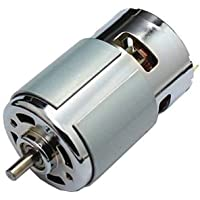 Belfin 775 DC High Speed Motor 12V To 24V For Electronics Drill, Cutter, CNC & Projects