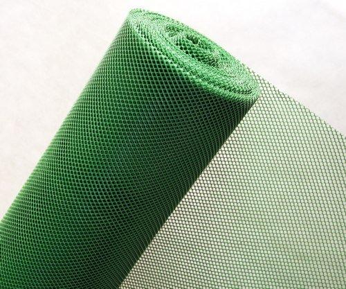 30m² rete plastica per recinzioni 12m di altezza x 25m lunghezza maglie 5 protezione dal rumore